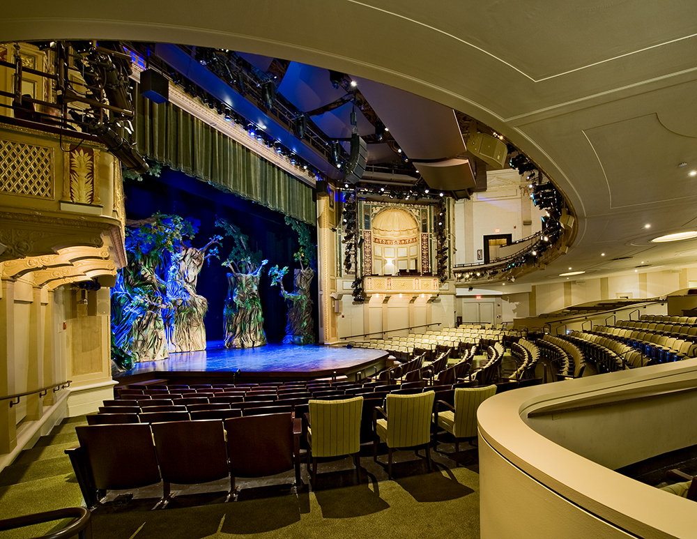 Plan Your Visit Hanna Theatre Experience Great Lakes