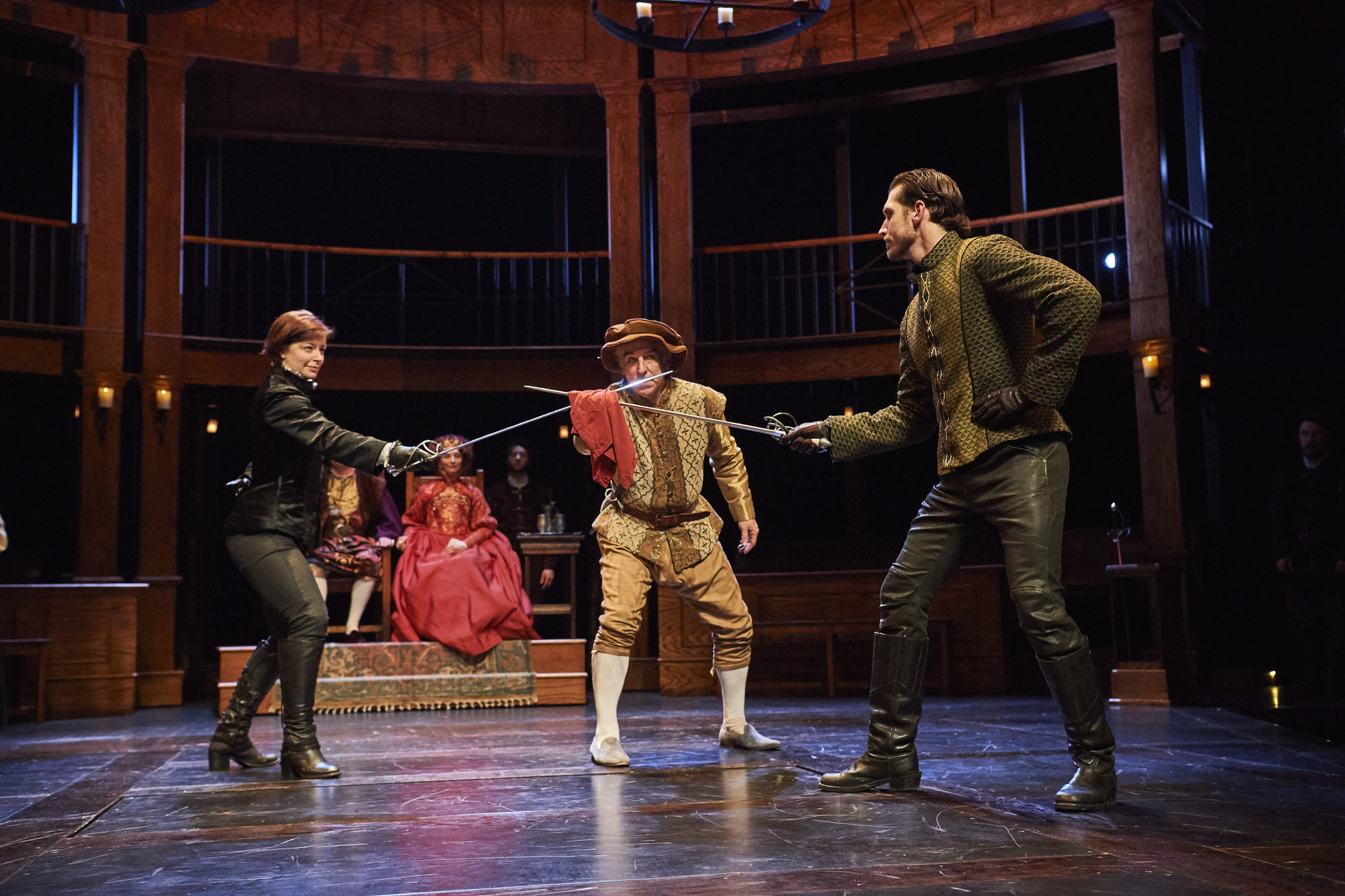 an overview of the act three in hamlet a play by william shakespeare Chapter summary for william shakespeare's hamlet, act 3 scene 3 summary find a summary of this and each chapter of hamlet  scene 3 in william shakespeare's play .