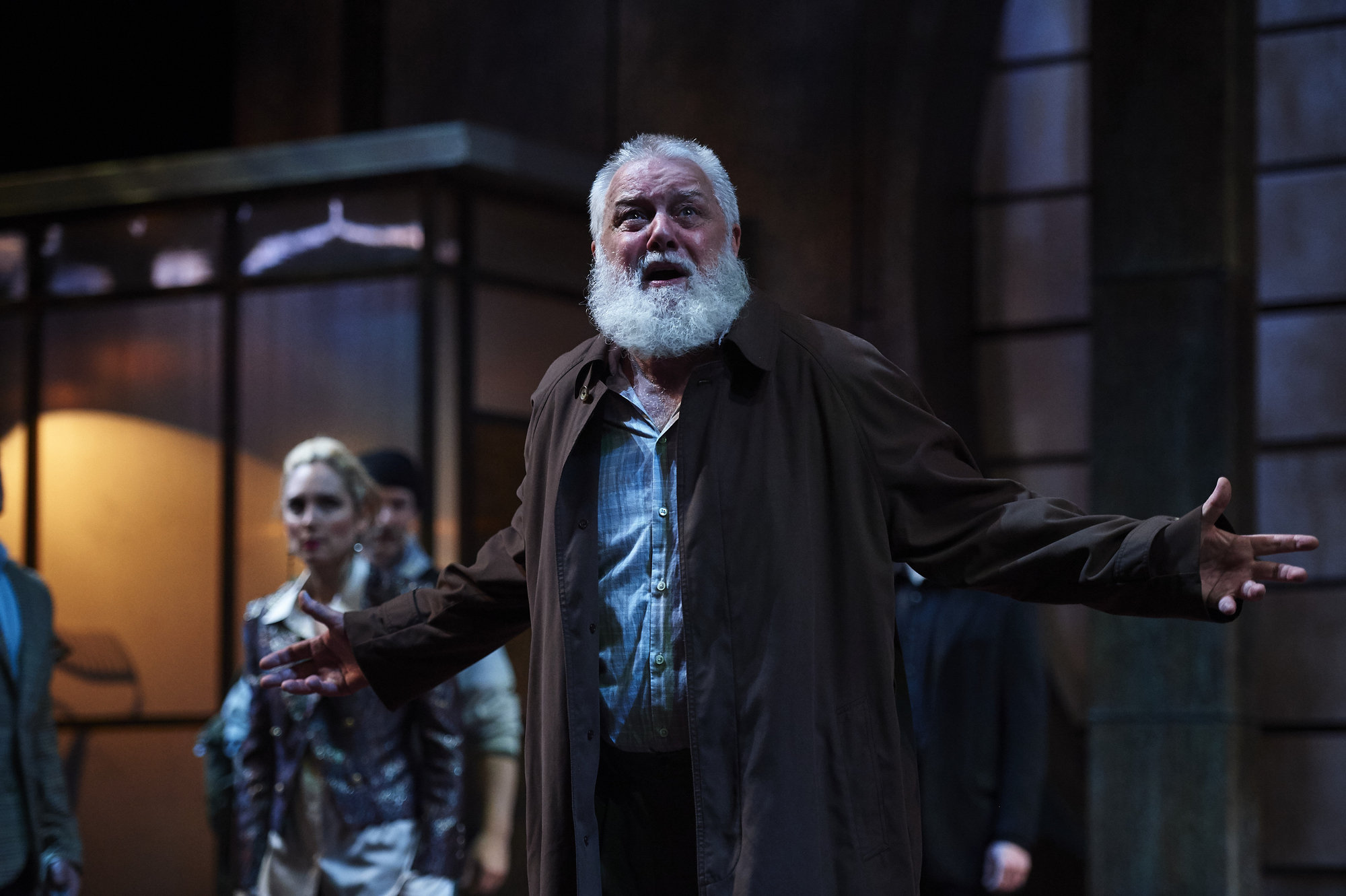 king lear tragedy through transformation William shakespeare's great tragedy king lear has been adapted in a variety of contexts,  historical context of king lear  systems thinking transformation.